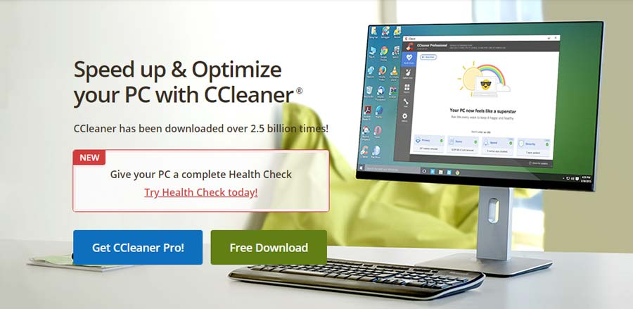 New CCleaner Professional Review 2021 - optimize your pcs and macs